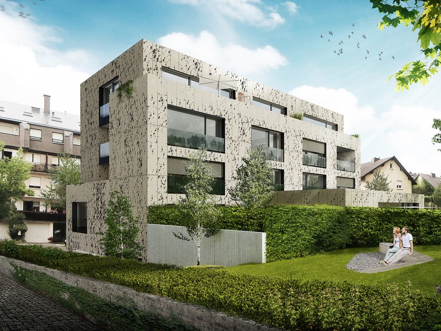 acheter penthouse 2 chambres 96.47 m² luxembourg photo 1