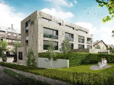 Penthouse-Wohnung zum Kauf 2 Zimmer in Luxembourg-Kirchberg - Ref. 6130430