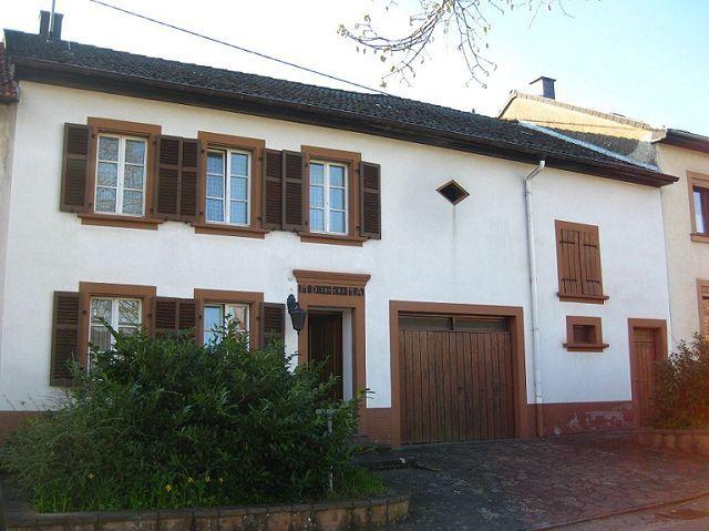 Hof kaufen • Merzig Merchingen • 160 m² • 125 000 €
