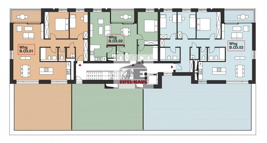 acheter appartement 1 chambre 97.59 m² wasserbillig photo 4