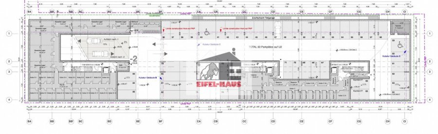acheter appartement 1 chambre 97.59 m² wasserbillig photo 3