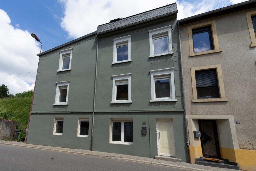 Maison jumelée en vente • Rumelange • 150 m² • 570 000 ...