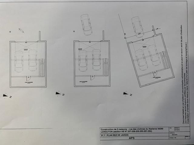 Terrain constructible à vendre à Longuyon
