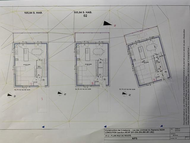 acheter terrain constructible 0 pièce 0 m² longuyon photo 6