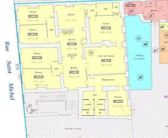 louer local commercial 0 pièce 200 m² nancy photo 4