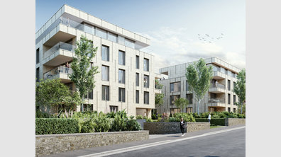 Apartment block for sale in Luxembourg-Belair - Ref. 6878223