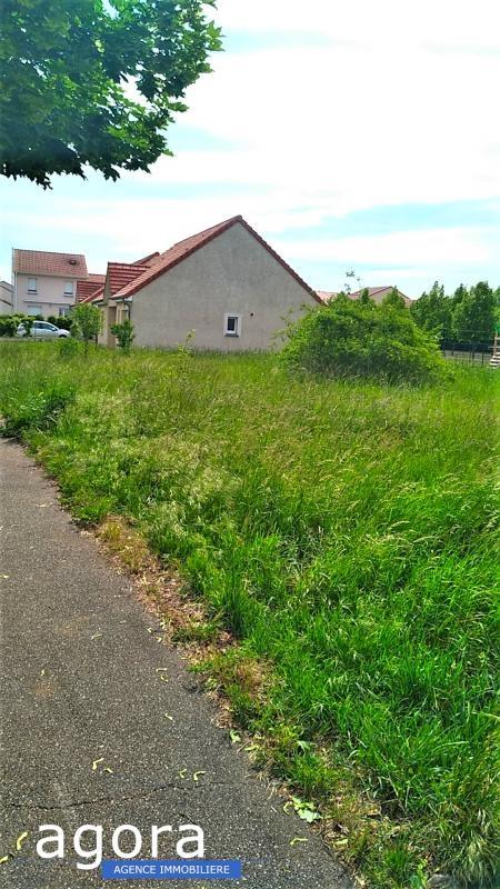 Terrain constructible à vendre à Briey