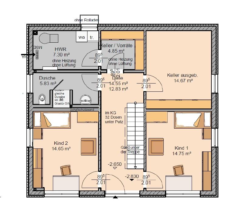 haus kaufen 4 zimmer 131 m² rivenich foto 3