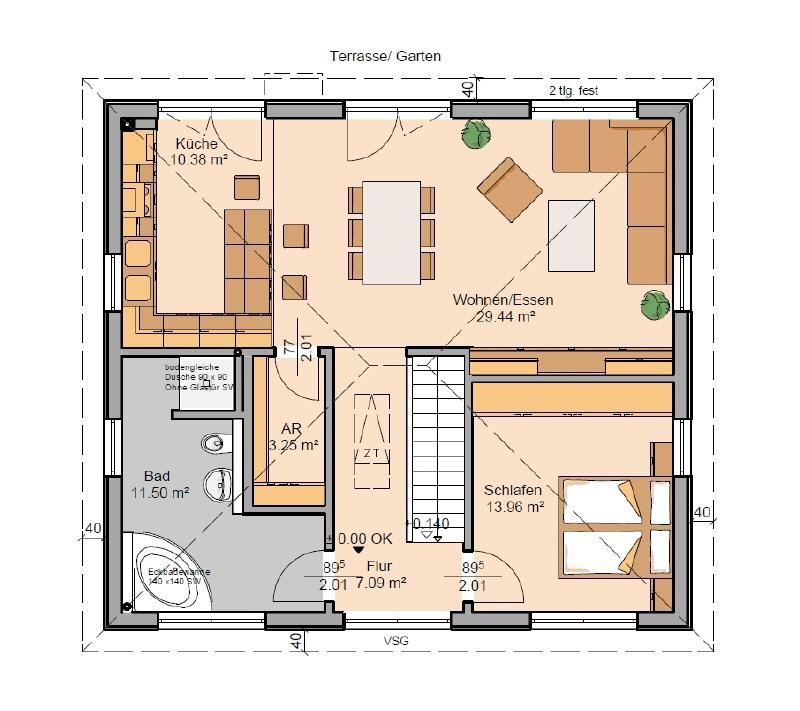 haus kaufen 4 zimmer 131 m² rivenich foto 4