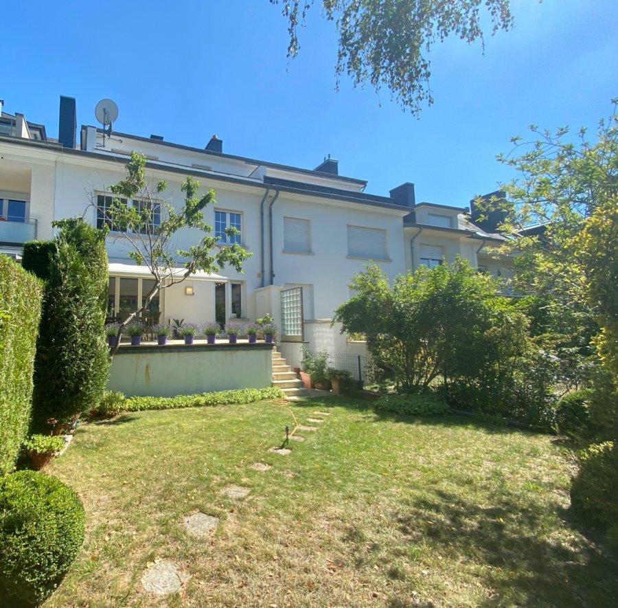 Maison de maître à vendre 5 chambres à Luxembourg-Limpertsberg