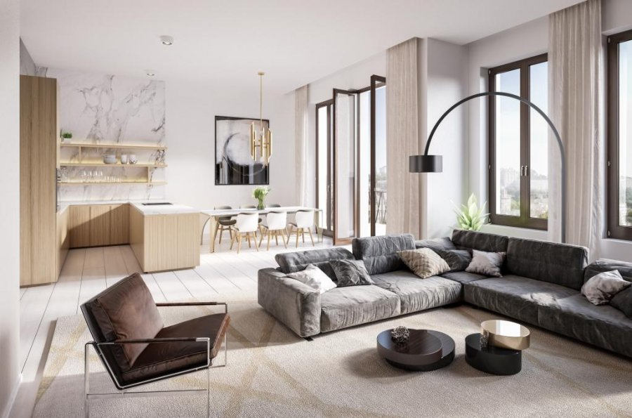 acheter appartement 3 chambres 134 m² luxembourg photo 2