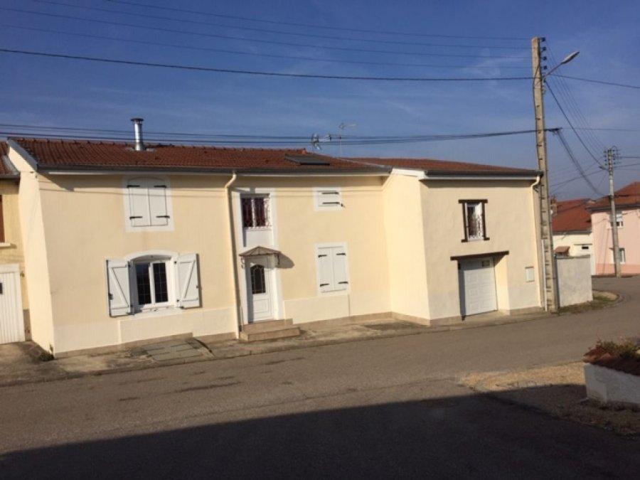 Maison à vendre F6 à Colombey les belles