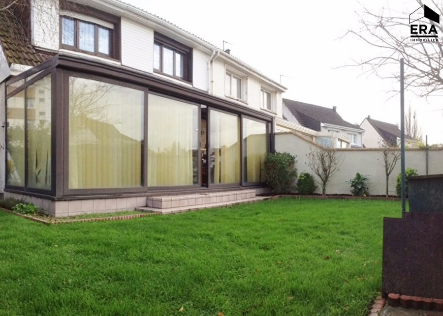 Maison en vente dunkerque 112 m 179 000 immoregion for Garage a louer dunkerque rosendael