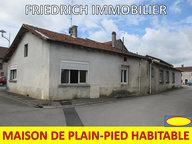Maison à vendre F4 à Gondrecourt-le-Château - Réf. 4707855