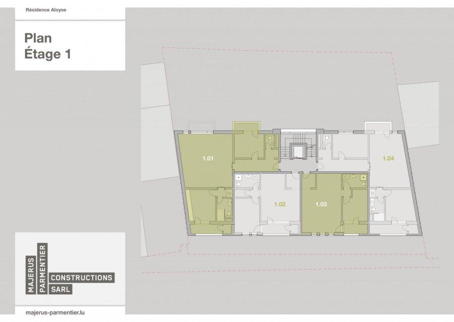 acheter appartement 2 chambres 115.38 m² clervaux photo 2