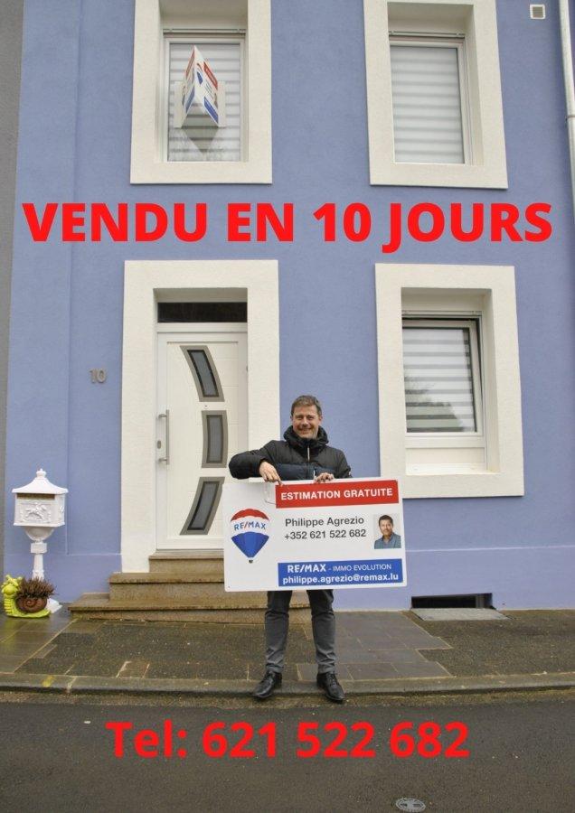 reihenhaus kaufen 4 schlafzimmer 105 m² rumelange foto 1