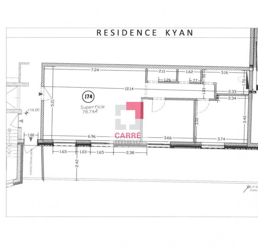 penthouse for buy 2 bedrooms 75.2 m² esch-sur-alzette photo 1