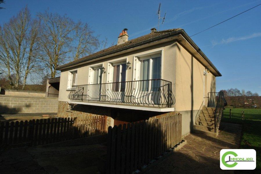 Maison à vendre F4 à Saint maixent