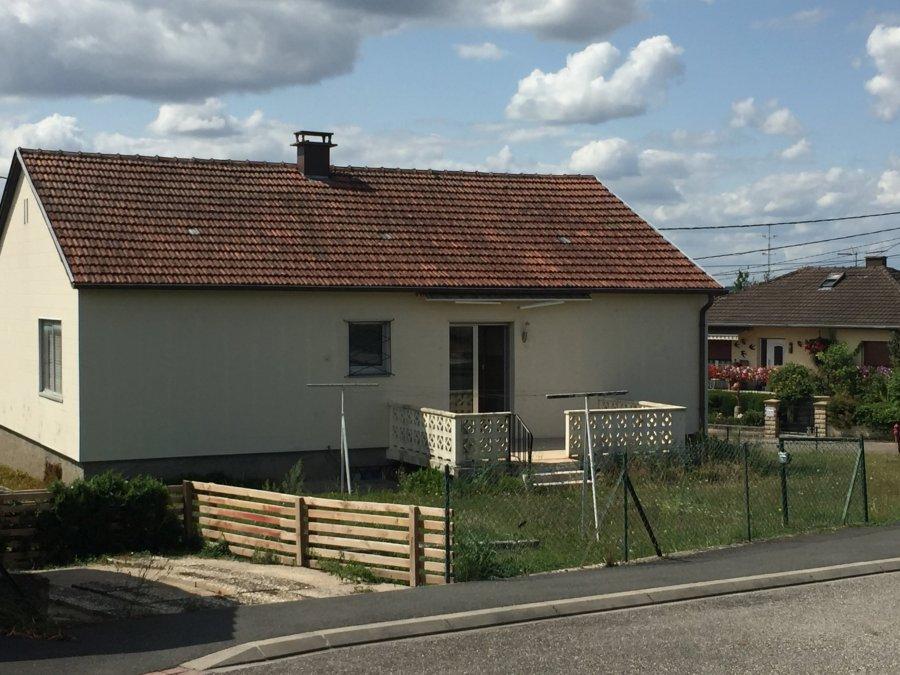 Maison à vendre F3 à Diemeringen