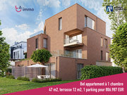Appartement à vendre 1 Chambre à Luxembourg-Kirchberg - Réf. 7072271