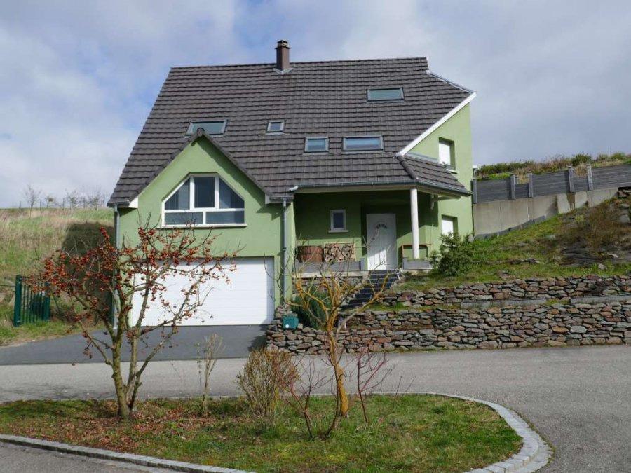 Maison à vendre F6 à Secteur de Soultz-sous-Forêts