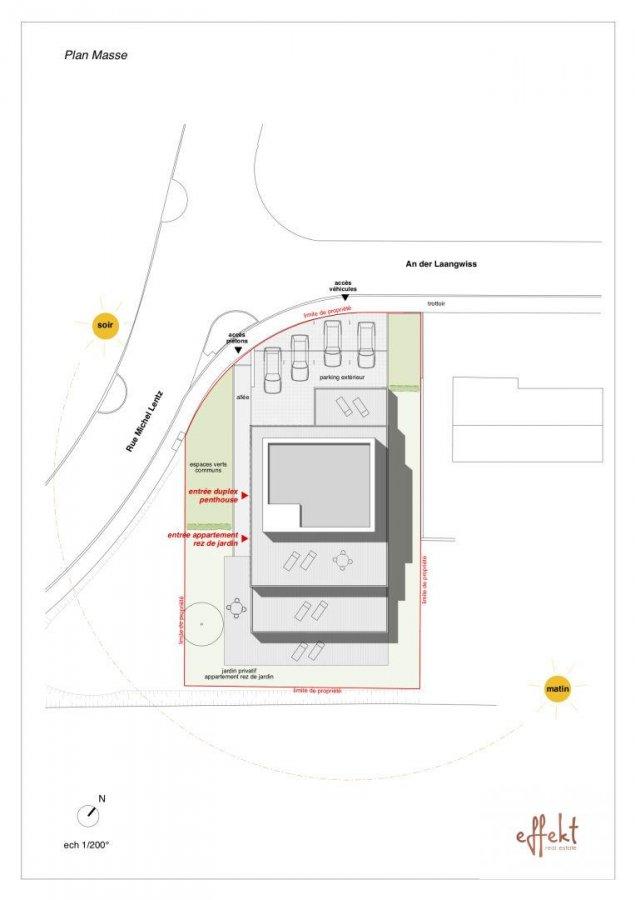 acheter penthouse 3 chambres 153.94 m² niederanven photo 5