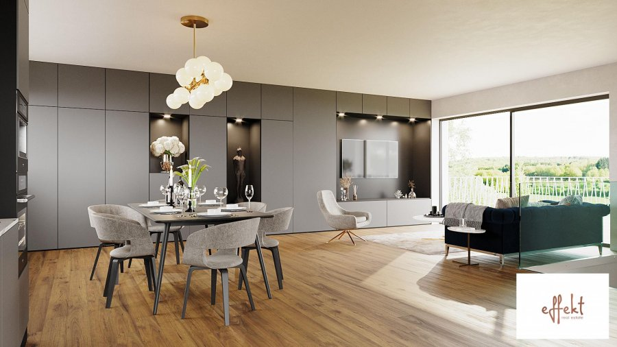 acheter penthouse 3 chambres 153.94 m² niederanven photo 3