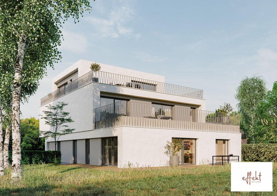 acheter penthouse 3 chambres 153.94 m² niederanven photo 2