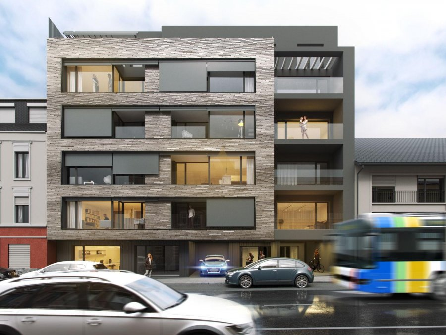 acheter résidence 0 chambre 47.37 à 99.15 m² luxembourg photo 2