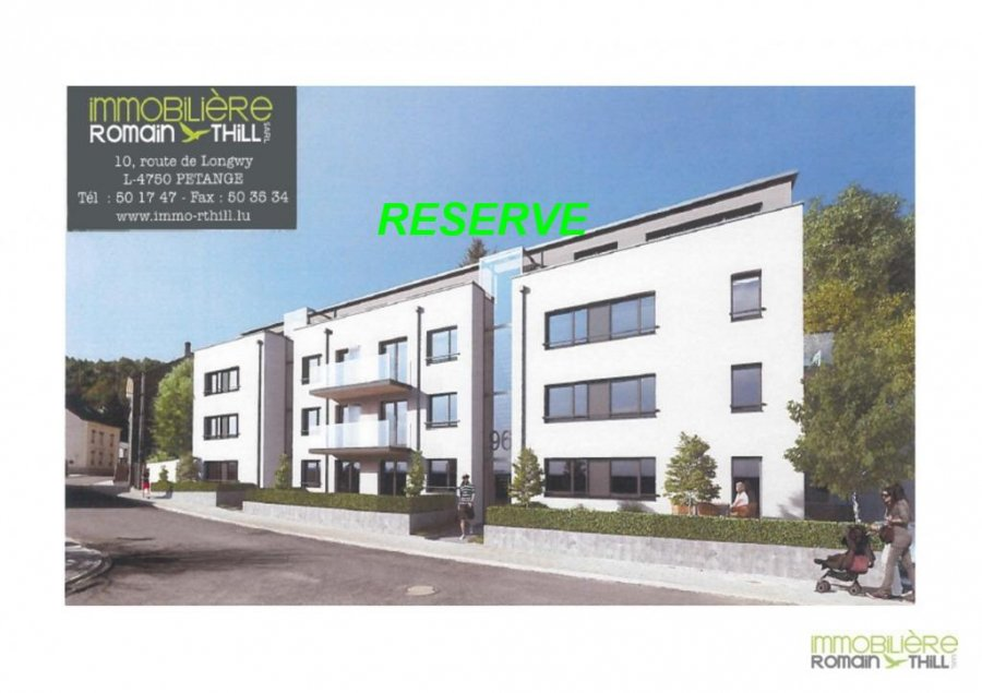 acheter appartement 2 chambres 82.09 m² rodange photo 1