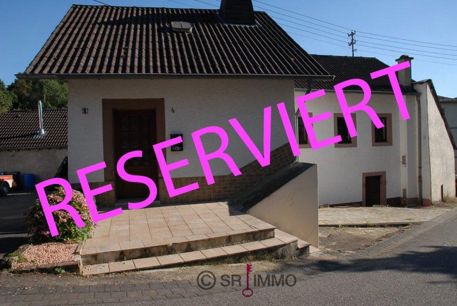 Einfamilienhaus zu kaufen 1 Schlafzimmer in Lahr