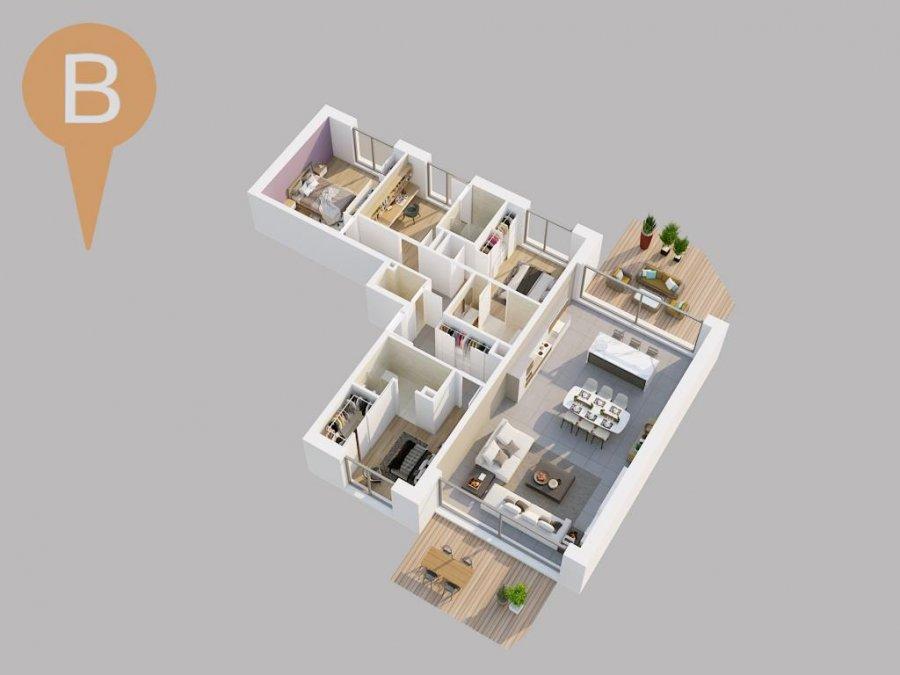 apartment for buy 3 bedrooms 150.04 m² hostert (niederanven) photo 3
