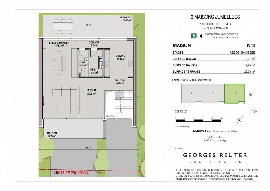 house for buy 3 bedrooms 177 m² senningen photo 4