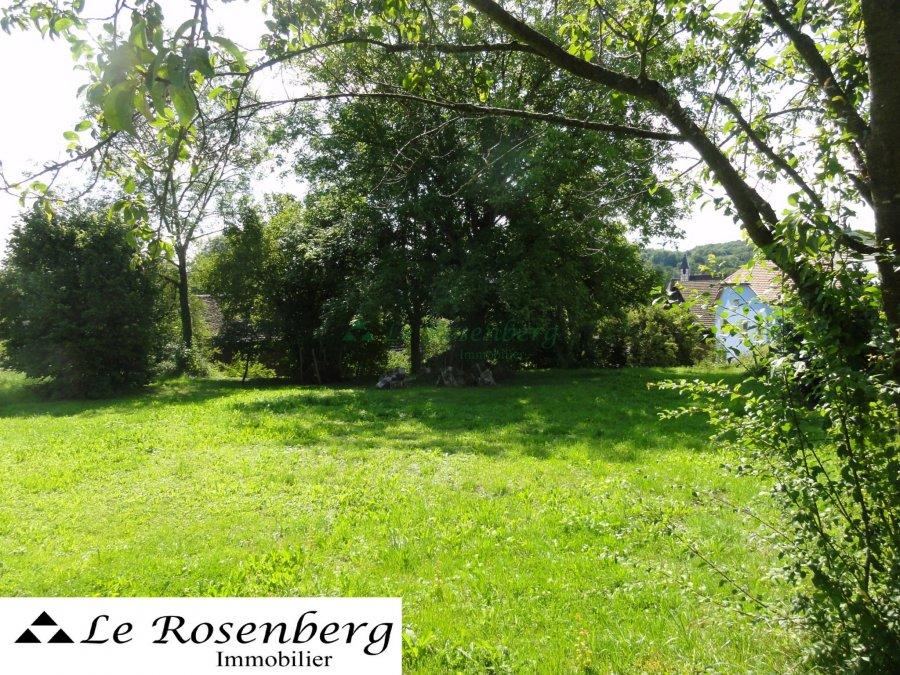 Terrain constructible à vendre à Wentzwiller