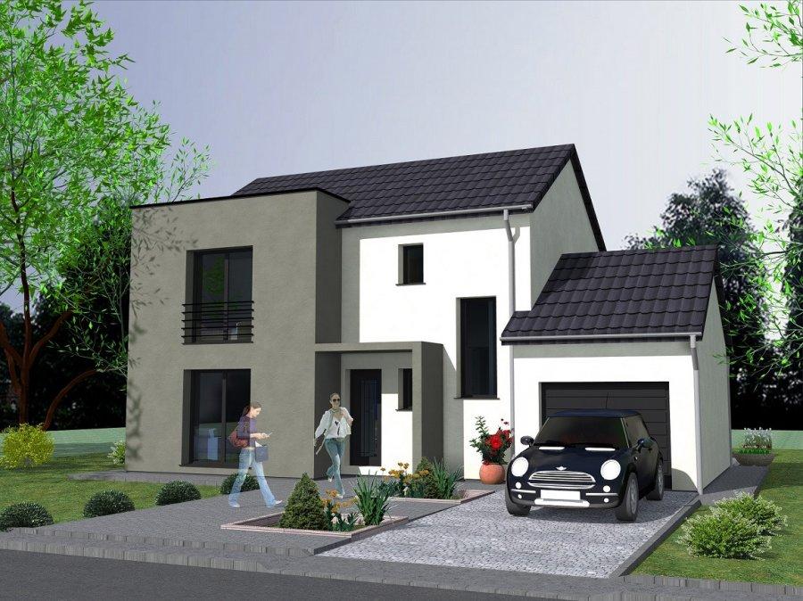 Maison individuelle en vente sarreguemines 108 m for Acheter maison neuve 44