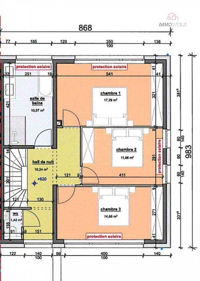 Maison jumelée à vendre 3 chambres à Boevange (Clervaux)