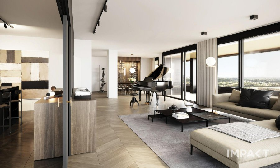 acheter appartement 2 chambres 100.13 m² luxembourg photo 2