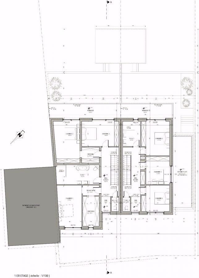 Maison à vendre 4 chambres à Mersch