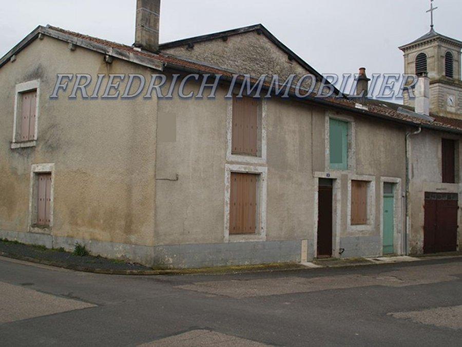 acheter maison 3 pièces 100 m² montiers-sur-saulx photo 1