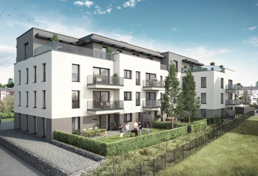 acheter appartement 2 chambres 79.99 m² howald photo 3
