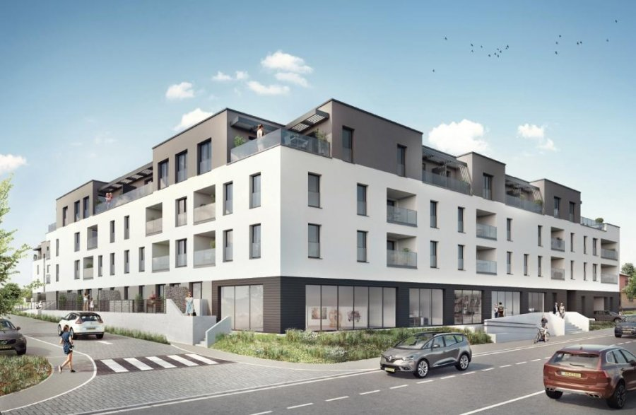 acheter appartement 2 chambres 79.99 m² howald photo 1