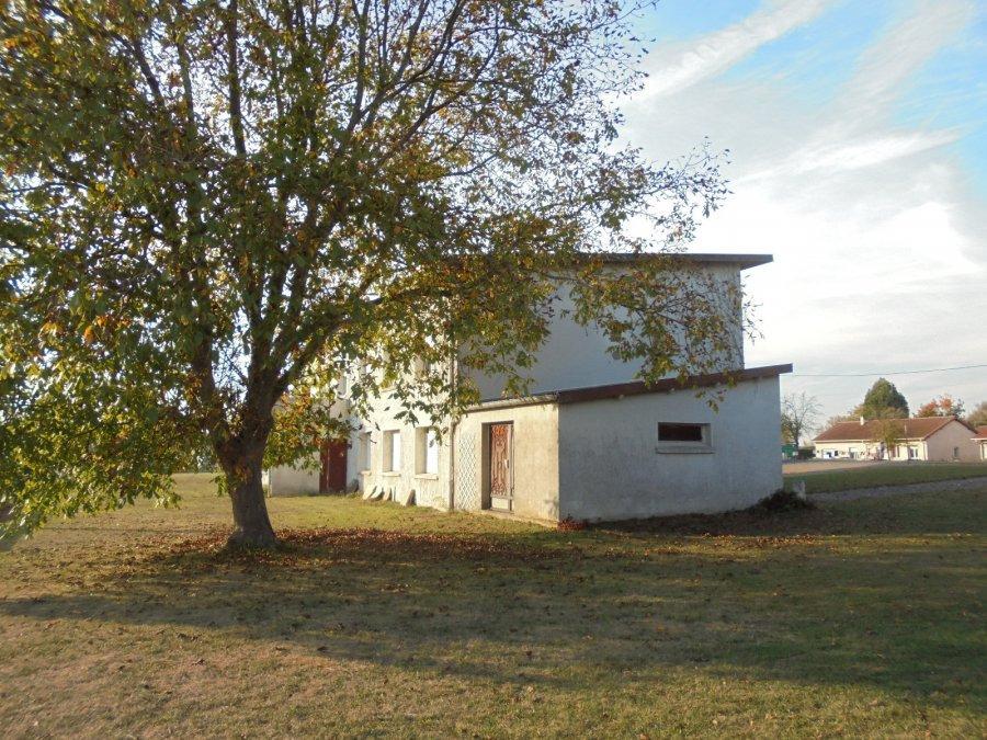 Maison individuelle à vendre F11 à Buzy-Darmont
