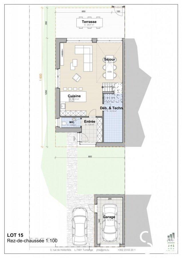 acheter maison individuelle 3 chambres 276 m² brouch (mersch) photo 3