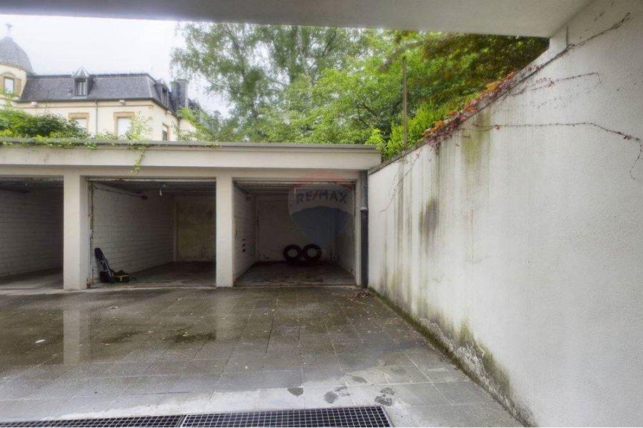 Garage fermé à louer à Luxembourg-Hollerich