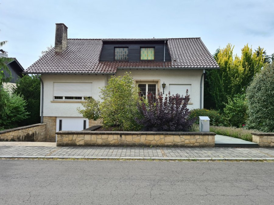 Maison individuelle à Helmdange
