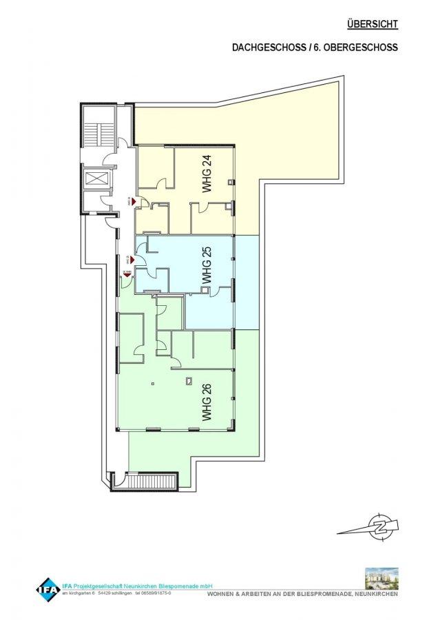 acheter appartement 2 pièces 73.94 m² neunkirchen photo 4