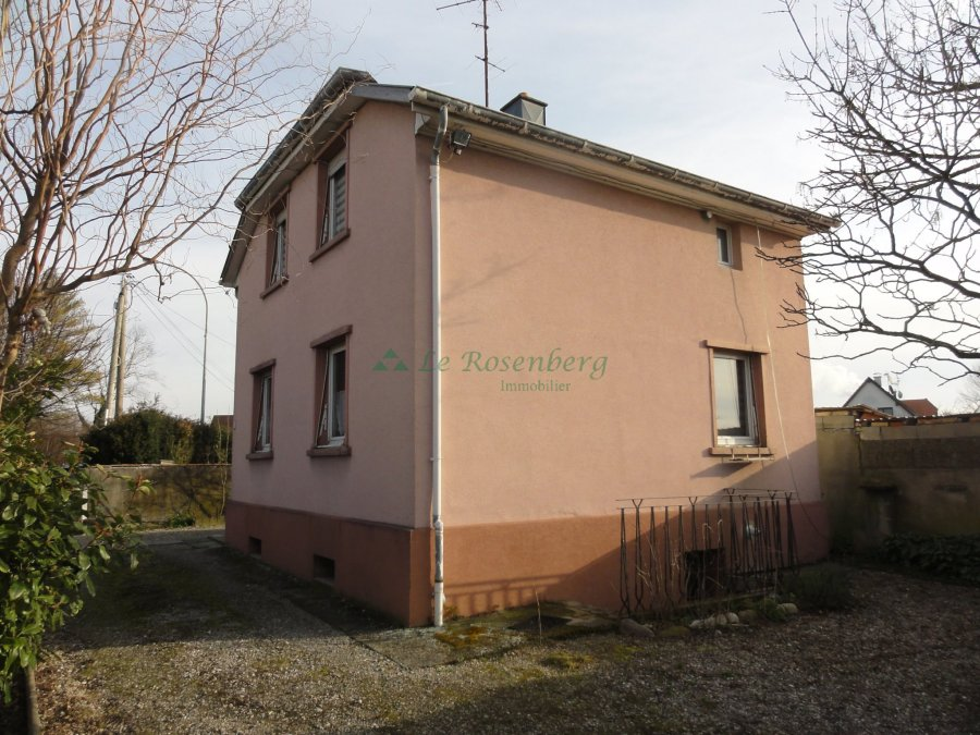 Maison à vendre F4 à Saint louis