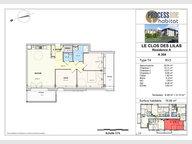 Appartement à vendre F4 à Aumetz - Réf. 7209007