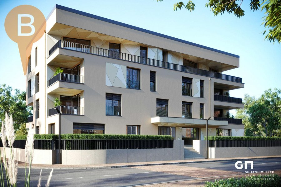 apartment for buy 2 bedrooms 78.55 m² bertrange photo 2