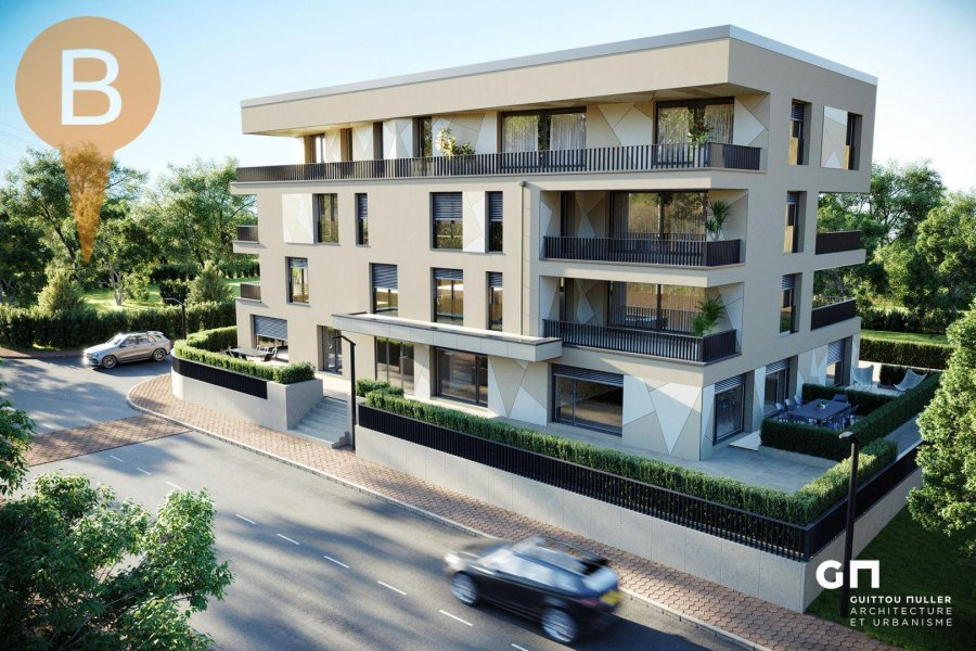 apartment for buy 2 bedrooms 78.55 m² bertrange photo 1